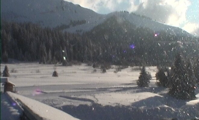 Praz de Lys-Sommand webcam