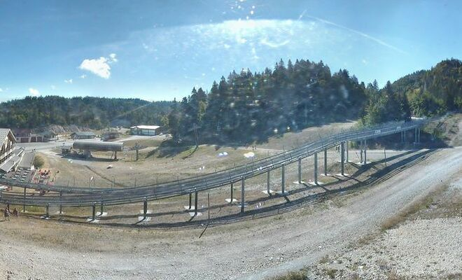 Monts Jura webcam