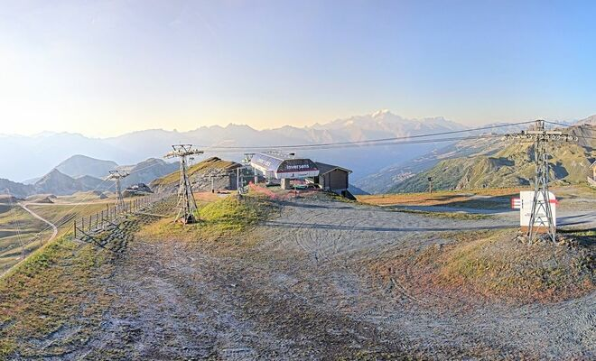 La Plagne webcam