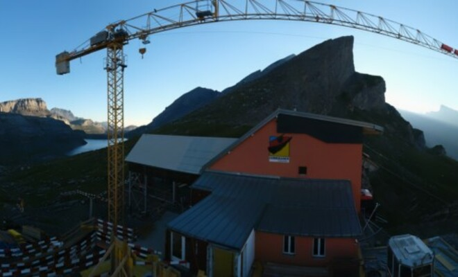 Leukerbad webcam