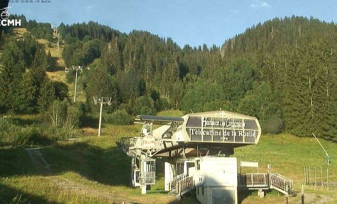 Les Contamines - Montjoie webcam